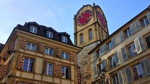clock-tower-neuchatel-switzerland-instagram